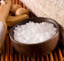 Чем соль для ванны полезна