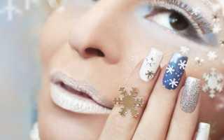 Стильные ногти на новый год. Шикарный золотой новогодний маникюр — лучшие идеи дизайнов