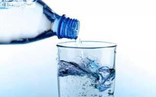 Полезна ли вода с газом
