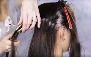 Как сделать объемный хвост из тонких волос