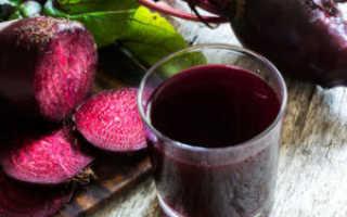 Полезен ли свекольный сок