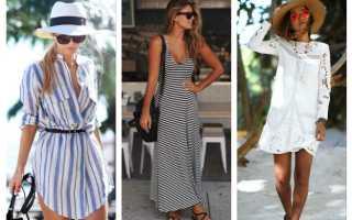 Шорты для лета: с чем носить на пляж, а с чем – на прогулку? С чем носить высокие шорты