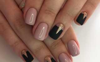 Маникюр шеллак: модные идеи дизайна ногтей (60 фото). Дизайн для шеллака: учимся рисовать на ногтях