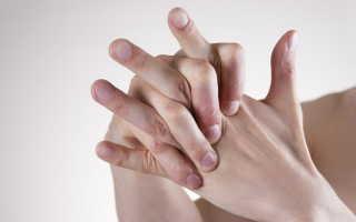 Хрустеть пальцами вредно