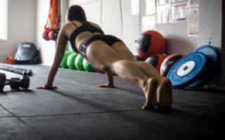 Упражнение планка чем полезна