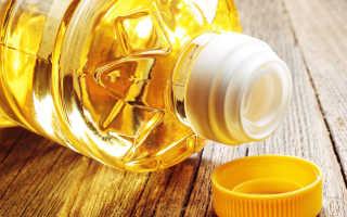 Рафинированное масло вред