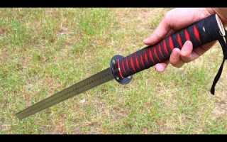 Как сделать из бумаги кровавый жнец