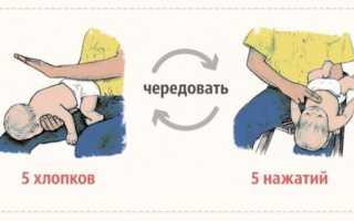 Что делать если малыш подавился молоком. Обструкция. Что делать, если ребенок задыхается