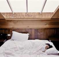 Полезно ли спать с открытым окном