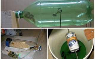 Как сделать мышеловку из пластиковой бутылки