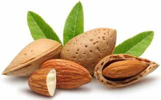 Чем полезны миндаль орехи