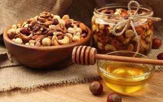 Орехи для мужчин чем полезны