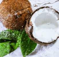Чем полезен кокос для женщин