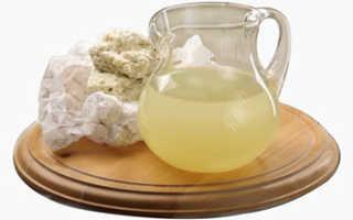 Польза молочной сыворотки для организма человека