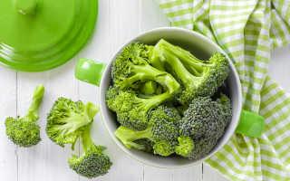 Чем полезна капуста брокколи для организма
