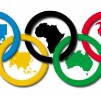 Что олицетворяет олимпийский символ пять переплетенных колец. Значение олимпийских колец