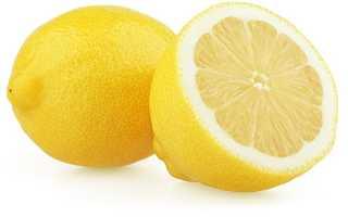 Чем лимон полезен для мужчин