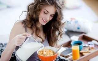 Что полезно кушать на завтрак