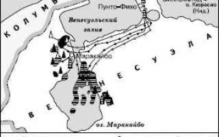 Полезные ископаемые латинской америки