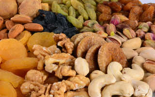 Полезны ли сушеные фрукты