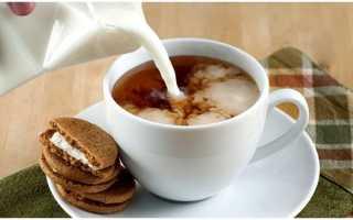 Полезен ли чай с молоком для организма