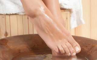 Полезно ли греть ноги