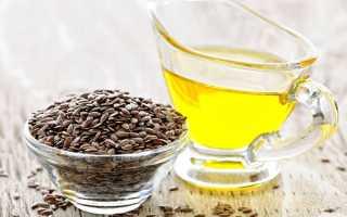 Чем полезно льняное масло для мужчин