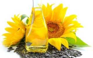 Чем полезно масло подсолнечное