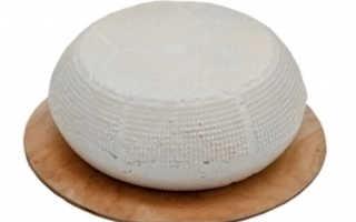 Как сделать осетинский сыр