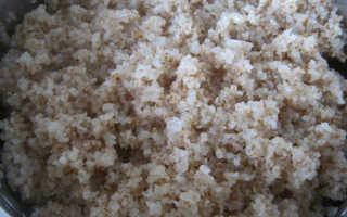 Пшеничная каша на воде польза и вред