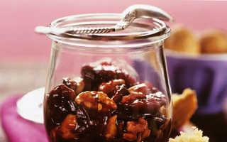 Чем полезно варенье из орехов грецких зеленых