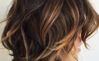 Стрижка какие волосы лучше кудрявые или прямые. Стильные стрижки на волнистые волосы средней длины