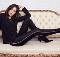 Легинсы с туникой. С чем носить тунику: модные тенденции. С чем носить кожаные леггинсы