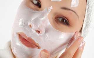 Маски из йогурта для зрелой кожи с омолаживающим эффектом. Маски для лица из йогурта