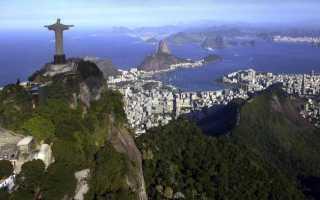 Полезные ископаемые бразильского плоскогорья