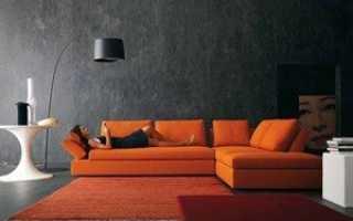 Оранжевый цвет сочетается. Сочетание оранжевого цвета с другими цветами: идеи интерьера