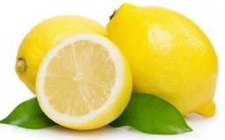 Лимон чем полезен для мужчин