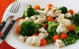 Полезны ли вареные овощи