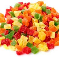 Полезны ли цукаты