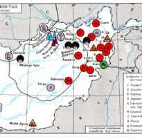 Полезные ископаемые в афганистане
