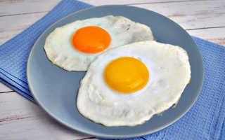 Омлет или яичница что полезнее