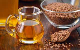 Чем полезен масло льняное