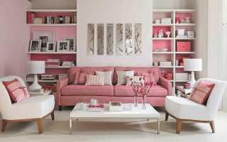 Мелкие розовые цветы. Нежные розовые цветы для дизайна интерьера в разных стилях, фото