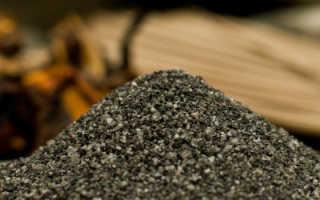 Черная соль из костромы польза и вред
