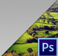 Как сделать однородный фон в фотошопе